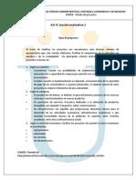 Leccion Evaluativa 44Tipos de Proyectos444