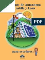 El Estatuto de Autonomía de CYL para escolares