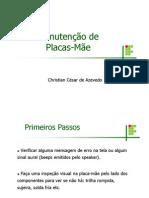 Manutencao de Perifericos - Aula11