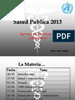 Salud Laboratorio