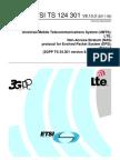 TS24.301 NAS Protocol for EPS
