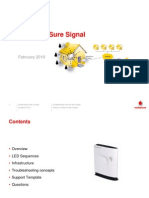 Sure Signal Overview