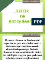 LCBORATÓRIO DE BIOQUÍMICA