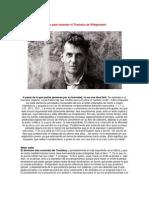 Claves Para Entender El Tractatus de Wittgenstein
