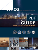 ITACG Intelligence Guide for First Responders 2011