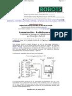 Enlace Rf Modulos Tws-418 Rws-418 Ht12e Ht12d