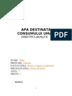 Proiect Teoretic Legislatie Mihu Mihaela