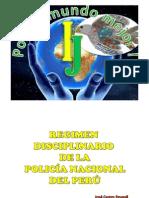 19 Regimen Disciplinario PNP
