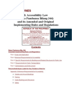 44422820 Accessibility Law BP 344
