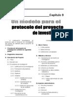 09 Investigacion Cientifica Modelo de Proyecto