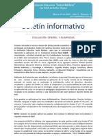 BOLETIN INFORMATIVO Nº.09_2013