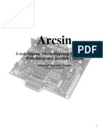 Arcsin Manual