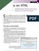 Correo Electronico (Mensajes en HTML)