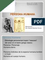05. Persona Humana