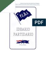 Ideario Programa Plra
