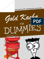 Gold Kacha for Dummies