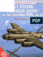 (eBook - English) Osprey - Combat Aircraft 018 - B-17 Flying Fortress Units of the 8th AF (Part 1