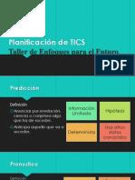Planificación de TICS