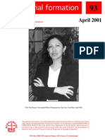 Ministerial Formation 93, April 2001