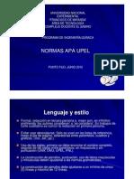 APA-UPEL