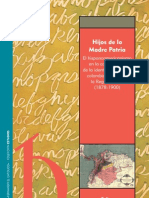 Hijos de la madre patria. El hispanoamericanismo en la construcción de la identidad nacional colombiana durante la Regeneración (1878-1900)