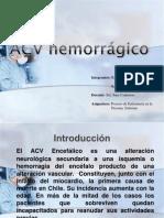 ACV Hemorragico