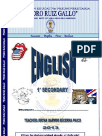 Modulo de Ingles 1 Secondary