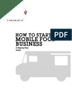 Mobile Food Orientation Guide