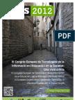 TIES 2012 Resums Comunicacions v1.1