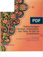 Tradisi Penyalinan Mushaf Al-Qur'an di Lombok