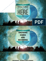 17 Knowing, Doing and Becoming