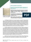 Akadem - Texte Du Herem Contre Spinoza