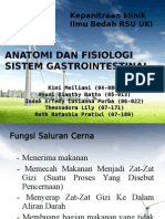 Anatomi Dan Fisiologi Pencernaan BEDAH New ppt