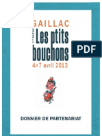 Les Petits Bouchons music festival in Gaillac, Tarn, France