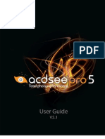 ACDsee Pro 5 User Guide