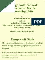 11EnergyAuditsforCostReductioninTextileProcessingIT (1).ppt