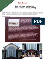 Mercado Sao Jose e Afogado Julio -Recife