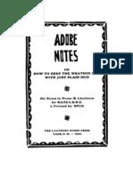 """Adobe Notes"""