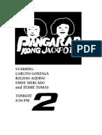 Pangarap Kong Jackpot (1970-1972)