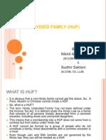 3hindu Undivided Family (Huf)- Nikhil Agarwal _ Sudhir Saklani (1)