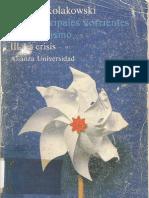 102695401 Kolakowski Leszec Las Principales Corrientes Del Marxismo III