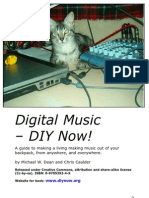 DigitalMusicDIYNow eBook CreativeCommons