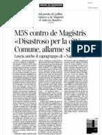 Rassegna Stampa 23.03.13