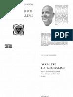 Sri Swami Sivananda - Yoga de la Kundalini.pdf