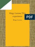 Birgy TEA experience