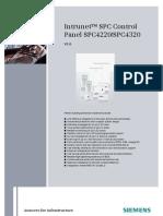 SPC 4000 Datasheet