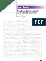 MAR - Prikaz knjige - Brend menadžment u savremenim tržišnim uslovima