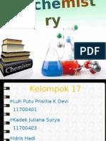 Biochemistry Presentasi