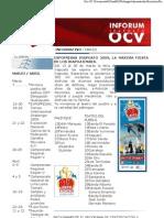 OCV Irapuato Marzo