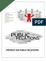 Public Relatiions